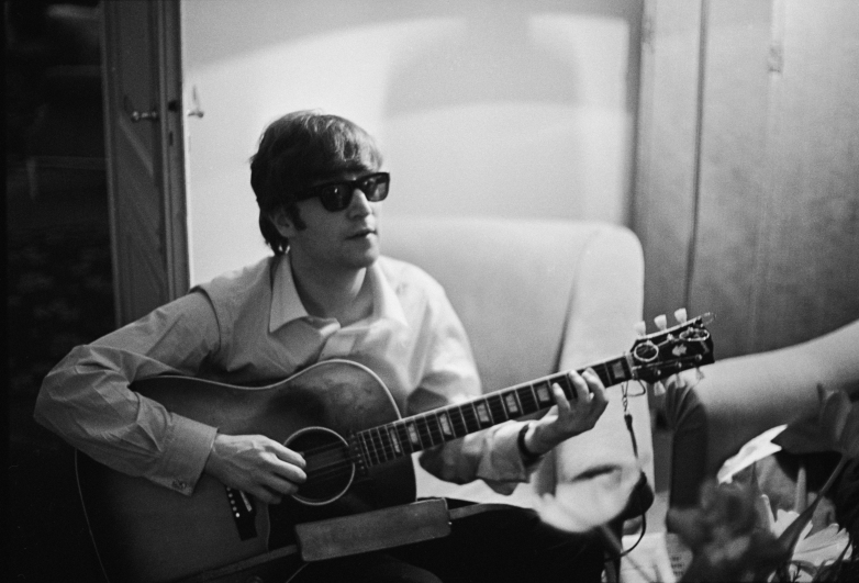 National Sunglasses Day, sunglasses, National Sunglasses Day 2017, John Lennon sunglasses