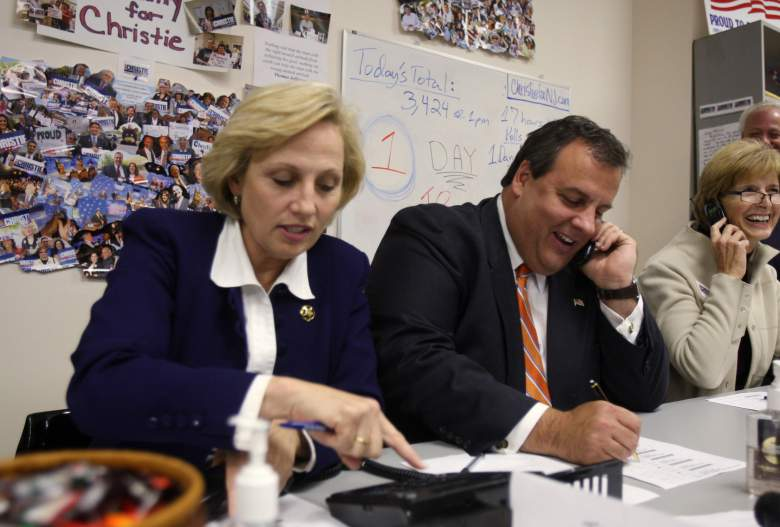 Chris Christie, Chris Christie cell phone, Chris Christie calls to voters