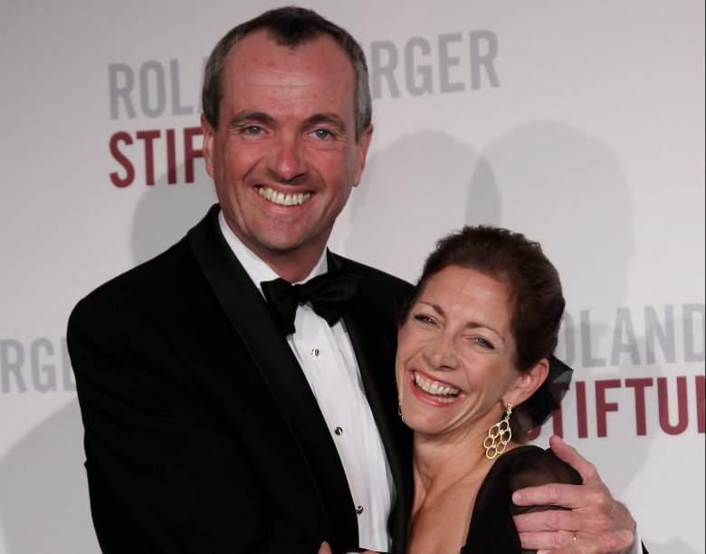Tammy Snyder Murphy, Tammy Snyder Murphy Phil, Phil Murphy wife