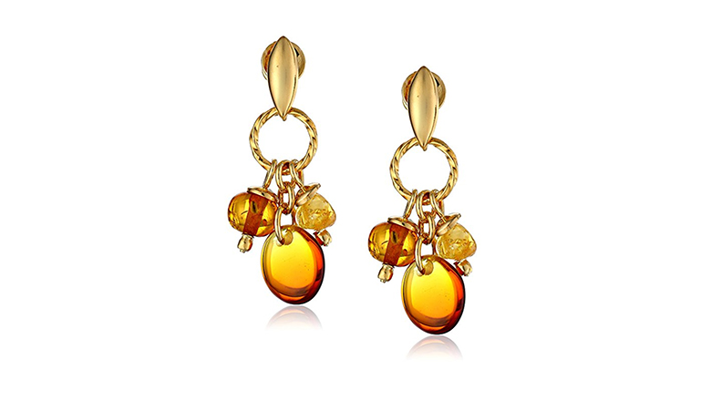Amber, amber jewelry, Baltic amber, amber earrings, dangle earrings