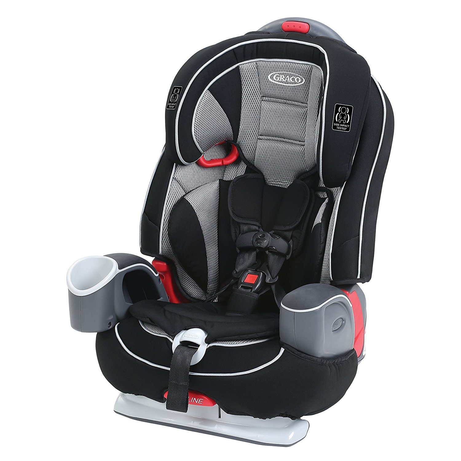 graco nautilus 65 lx 3-in-1 harness booster, high back booster seat, best high back booster seat, child safety seat, booster seat for cars, best booster seat for cars