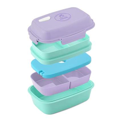 five piece ultimate bento box