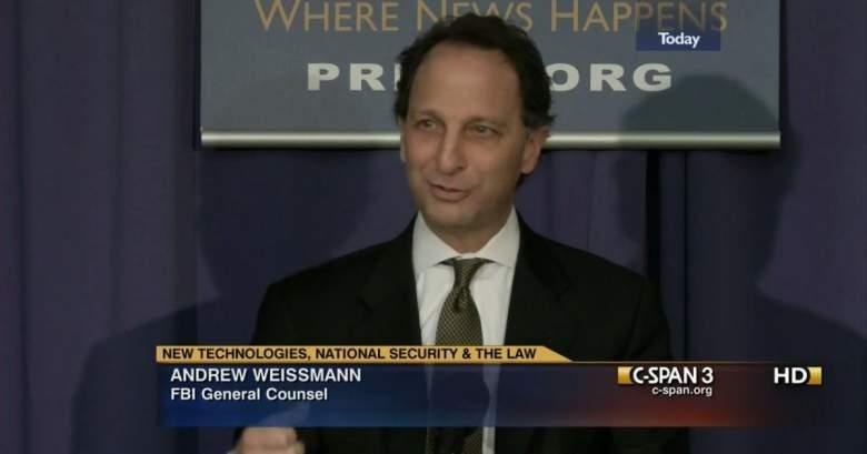 Andrew Weissmann, Andrew Weissmann cspan, Andrew Weissmann fbi