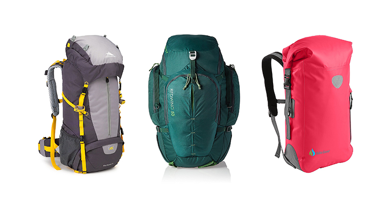 hiking backpack, waterproof, backpacking, trekking