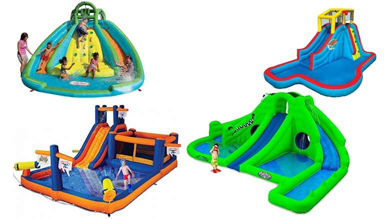 7 Best Inflatable Water Parks: Your Buyer's Guide (2021 ...