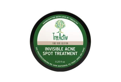 round tin of treeactiv cream