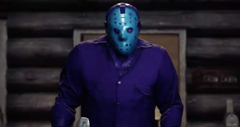 Jason Friday the 13th