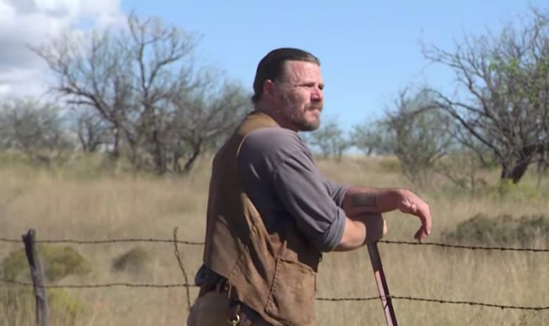 Discovery Channel Mountain Men, Meet the Cast of Mountain Men on Discovery Channel, Mountain Men Tom Oar