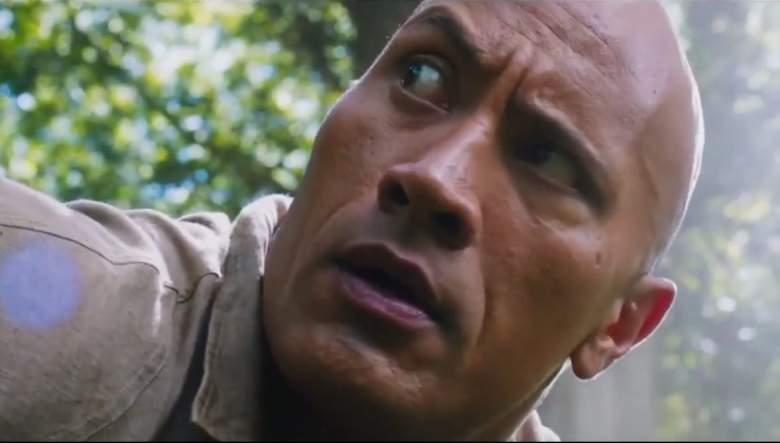 Jumanji Welcome to the Jungle, Jumanji 2, Jumanji trailer, Jumanji the Rock