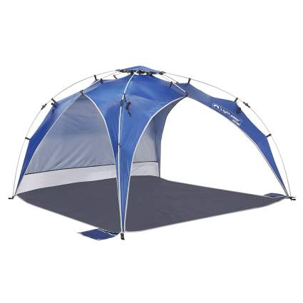 lightspeed outdoors, beach tent, canopy, summer, beach