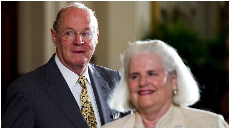 Anthony Kennedy wife