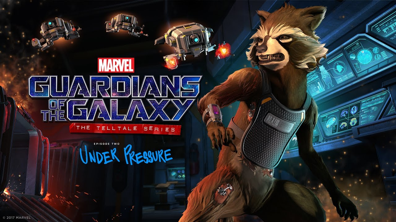 Marvel's Guardians of the Galaxy: The Telltale Series Episode 2