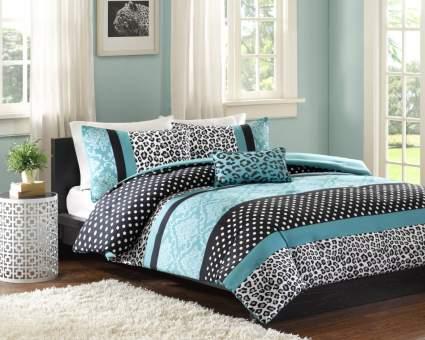 cute dorm bedding