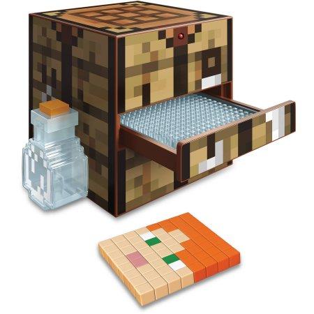 minecraft crafting table, minecraft toys, minecraft