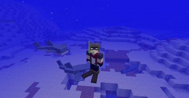 Minecraft Ocean Mod