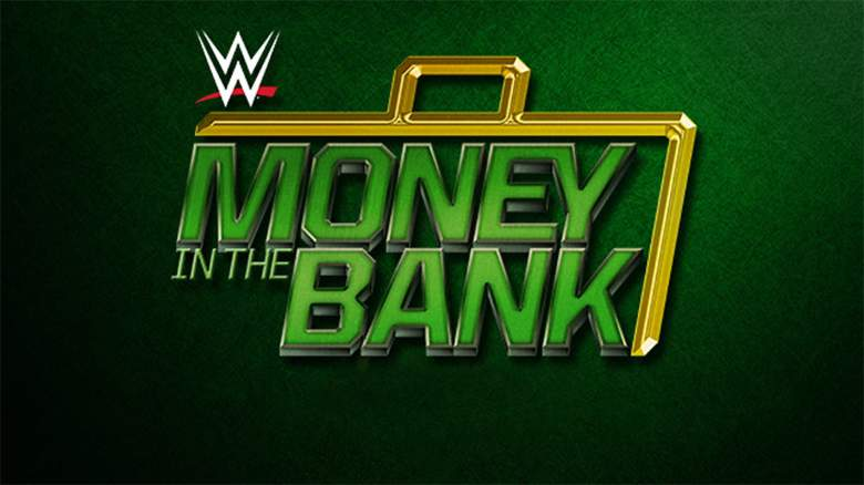 Money in the Bank logo, Money in the Bank, Money in the Bank pay per view logo