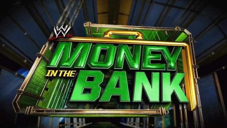 Money in the Bank, Money in the Bank logo, Money in the Bank wwe logo