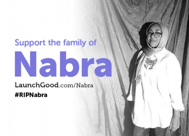 Nabra Launch Good page