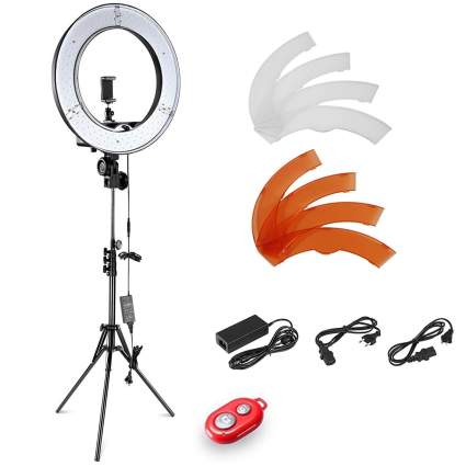 Neewer ring light 14, ,best ring flash, ring light, ring light photography