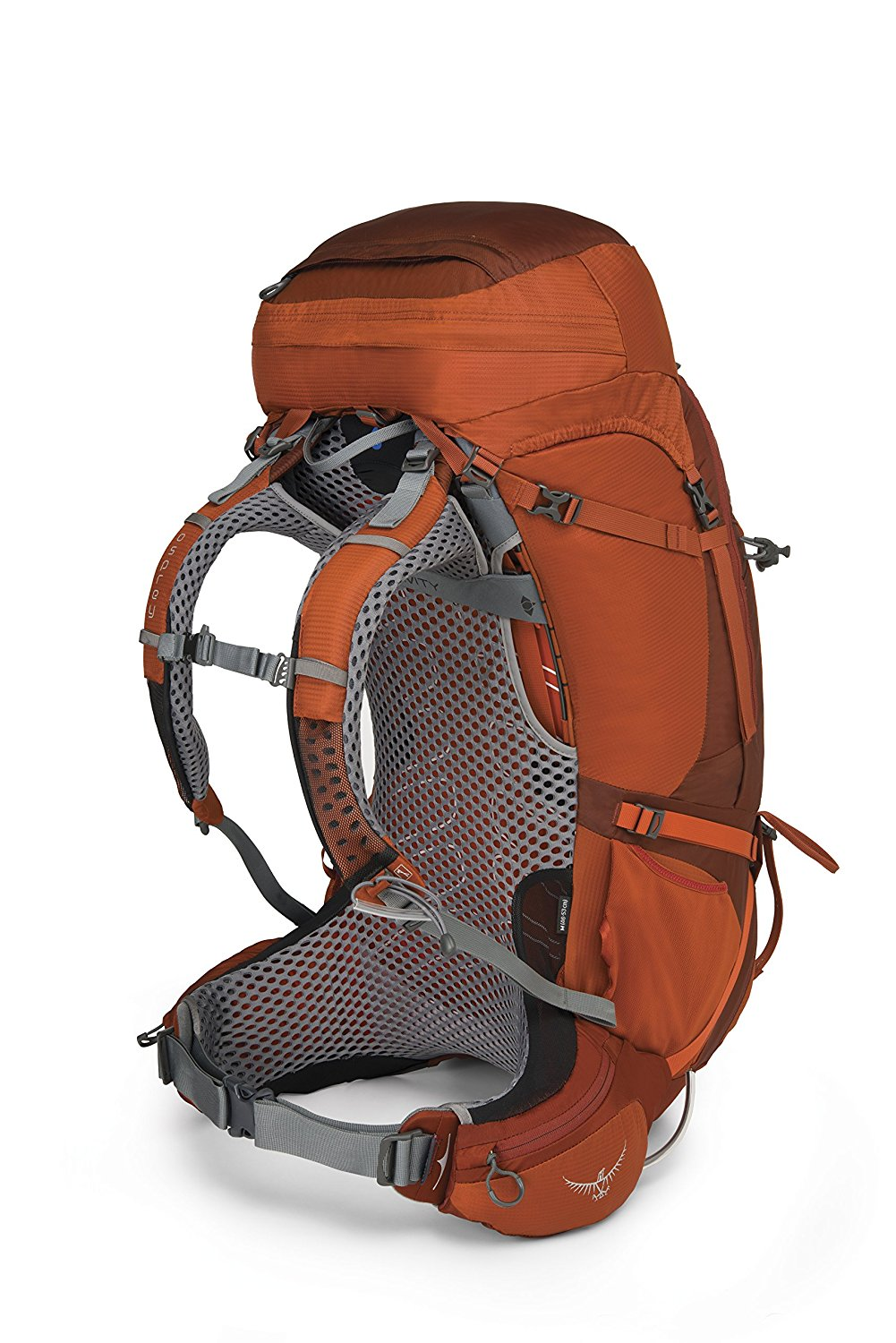 osprey, backpack, backpacking, hiking, camping