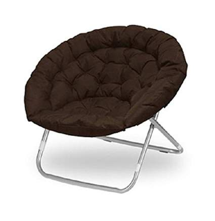 dorm chairs, saucer chairs