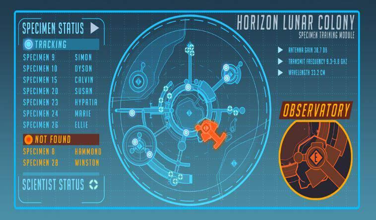 Overwatch Hammond