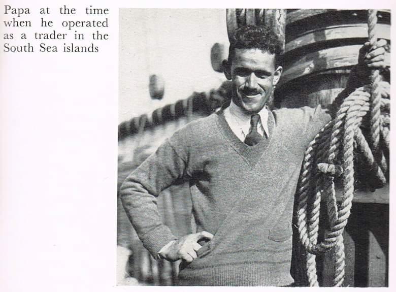 Robert Dean Frisbie, Robert Dean Frisbie author, Robert Dean Frisbie travel writer