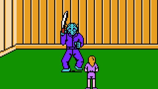 Retro Jason Friday the 13th