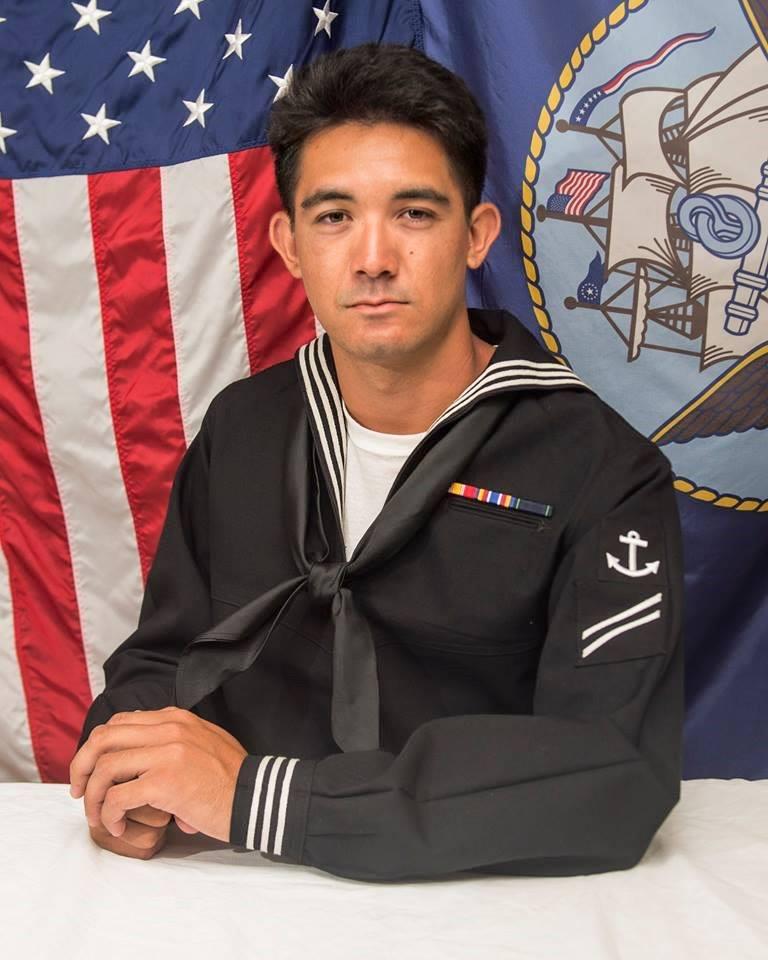 shingo douglass, Fitzgerald, Fitzgerald sailor
