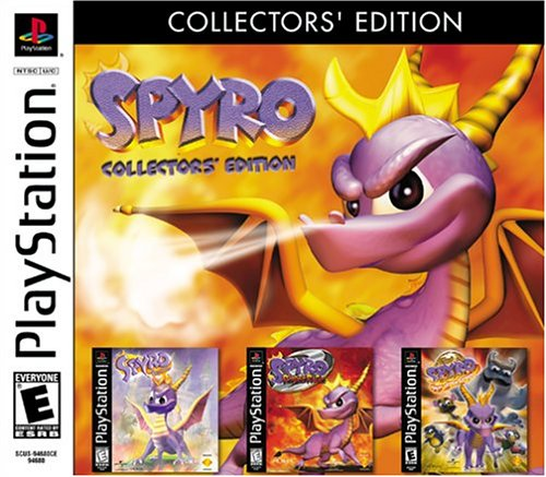 spyro, spyro collectors edition, video game remaster