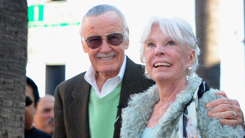 Joan B. Lee, Stan Lee, Stan Lee Wife, Who Is Stan Lee Married To, Stan Lee Married, Stan Lee Kids, Stan Lee Children