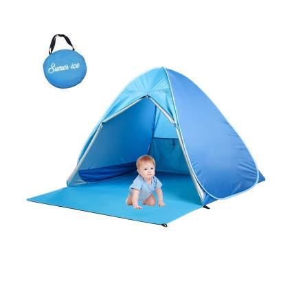 sumerice beach tent