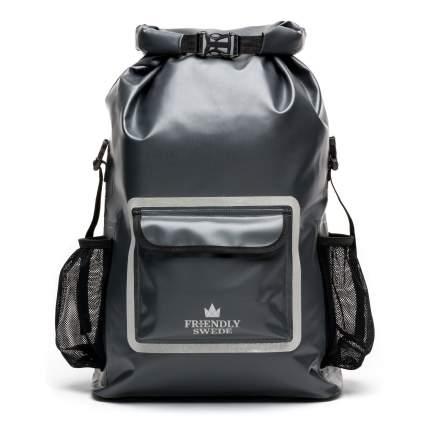 the friendly swede, backpack, waterproof backpack, hiking, backpacking