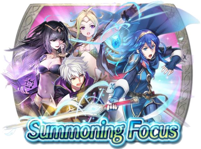 fire emblem heroes tempest trials, fire emblem heroes summon, fire emblem heroes focus