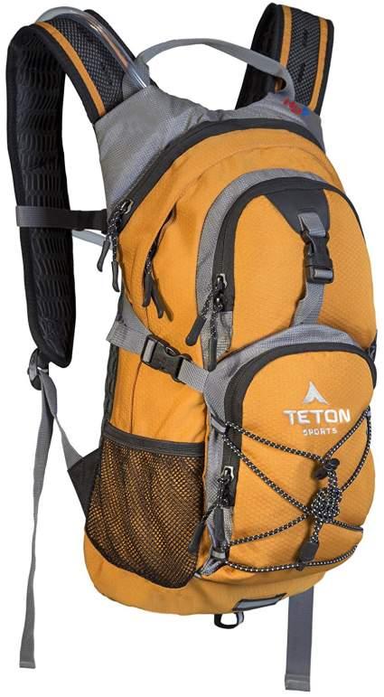 teton sports, backpack, hiking, small backpack, daypack