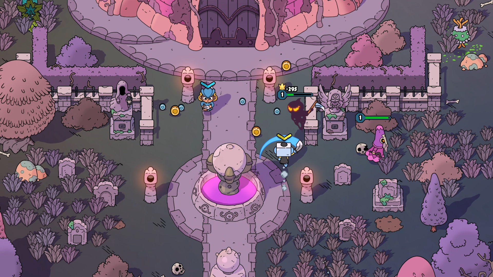 the swords of ditto, swords of ditto