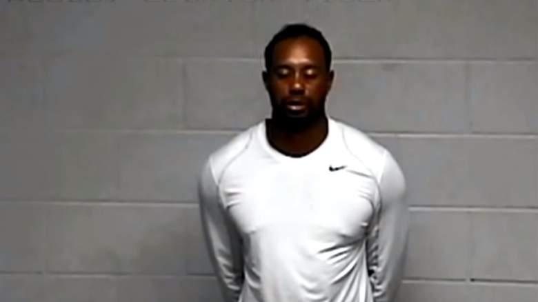 Tiger Woods Breathalyzer test, Tiger Woods DUI, Tiger Woods arrest