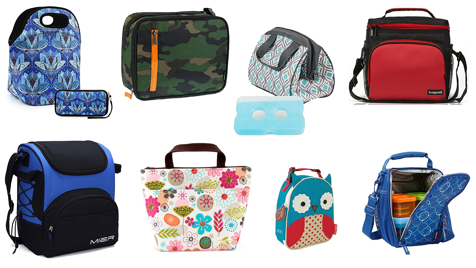 15 Best Insulated Lunch Bags Your