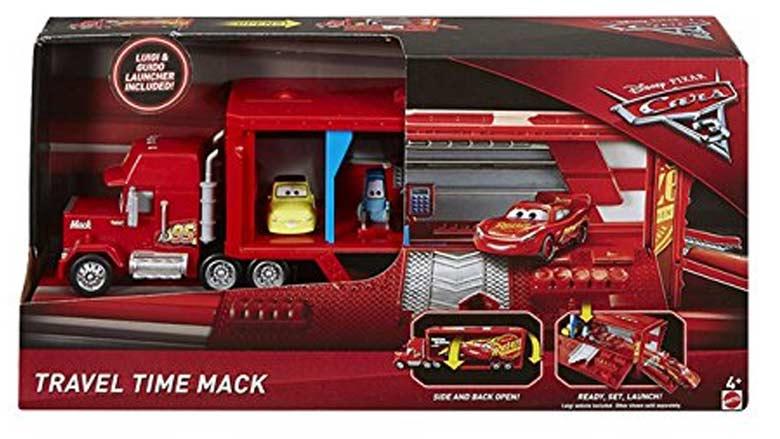 cars 3 travel time mack