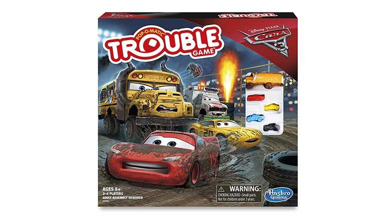 trouble pop o matic