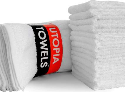 cheap towels, cheap washcloths