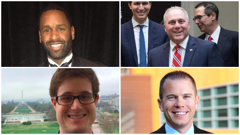 david bailey, zach barth, matt mika, steve scalise,