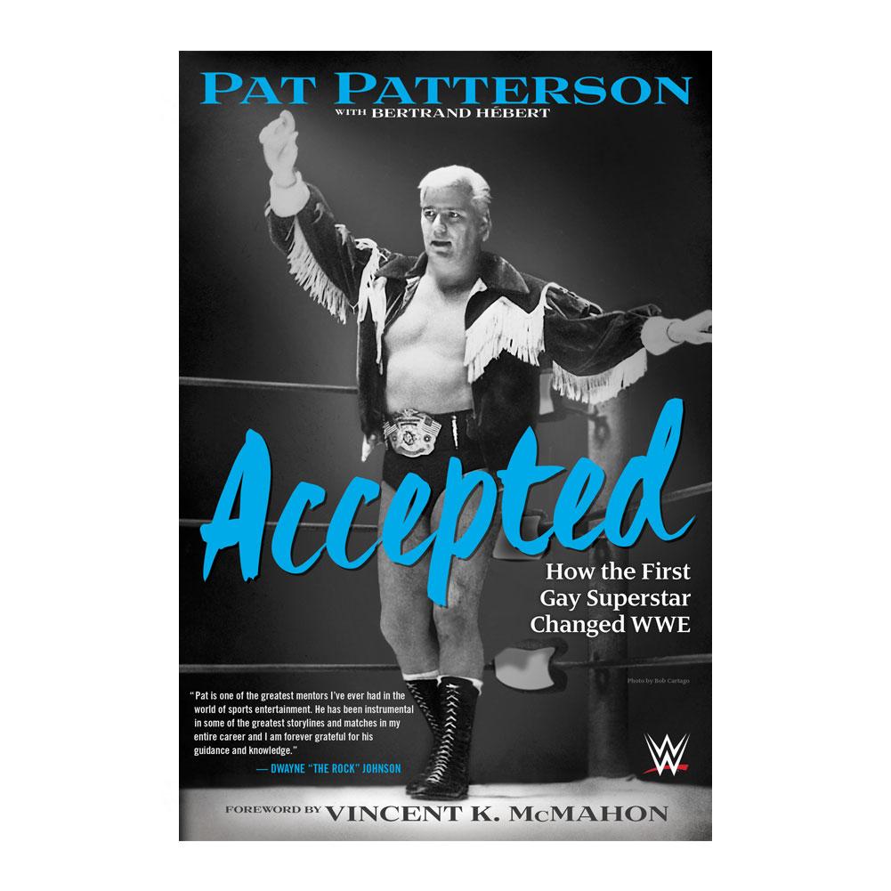 Pat Patterson Autobiography