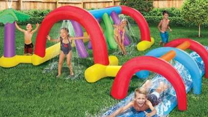 best inflatable water parks