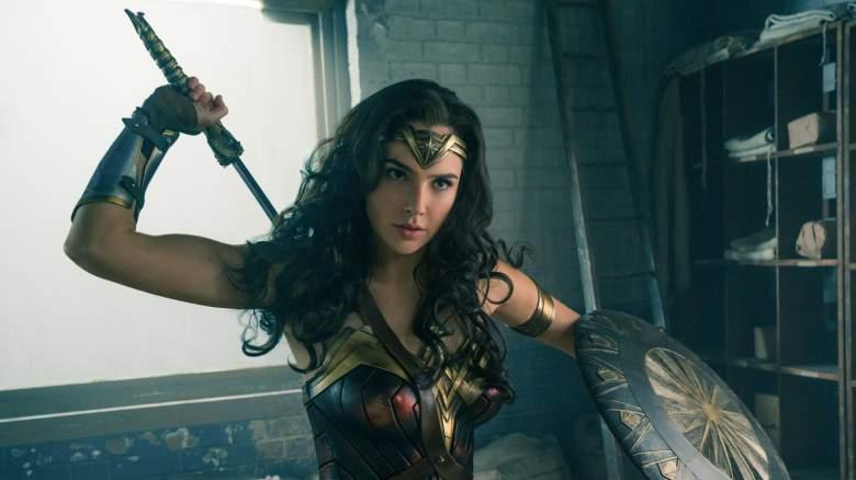 Wonder woman end credits, Wonder Woman credits, Wonder Woman spoilers, Wonder Woman post credits