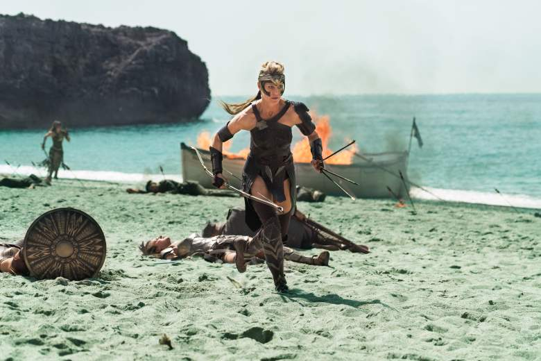 Wonder woman cast, Wonder Woman characters, who plays Wonder Woman, Wonder Woman Robin Wright