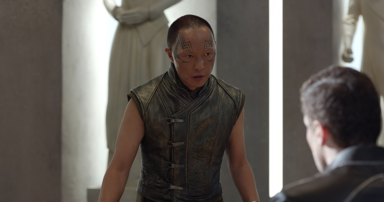 KEn Leung Inhumans, Inhumans Cast, Karnak actor, Karnak
