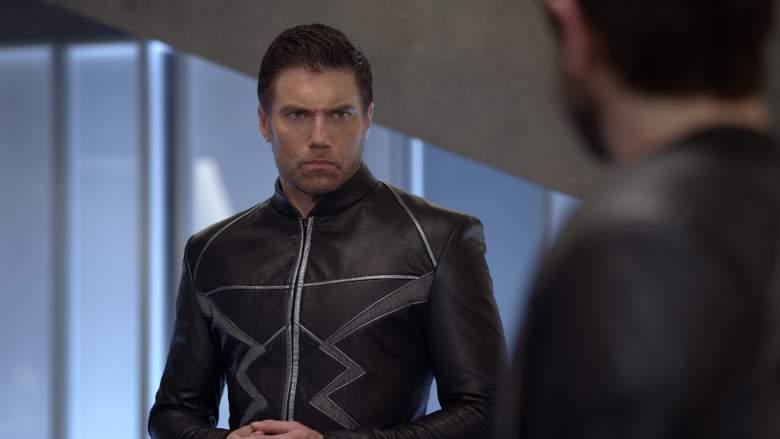 Marvel's Inhumans cast, Marvel's Inhumans series, Marvel's Inhumans SDCC, Marvel's Inhumans characters, Anon Mount