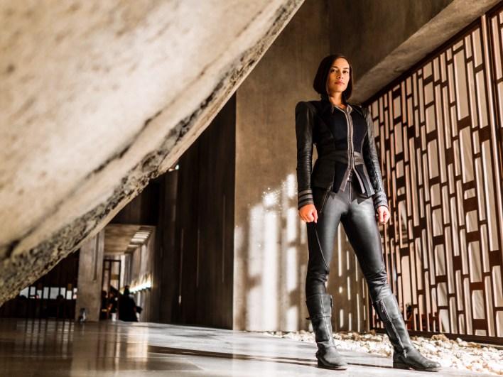 Auran Inhumans, Sonya Balmores, Inhumans cast