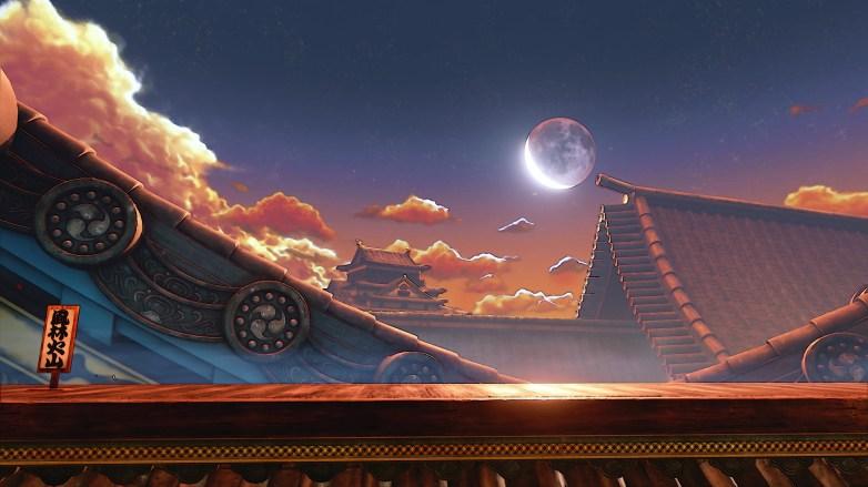 SF5 Classic Ryu Stage